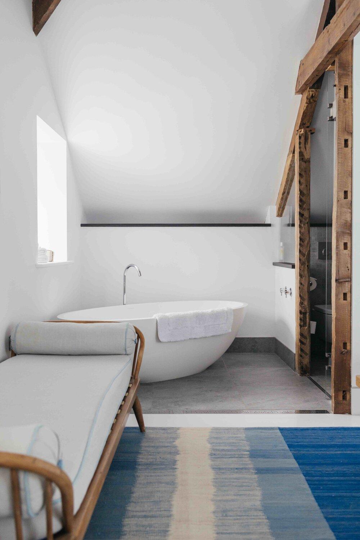 Chapel House Bathtub