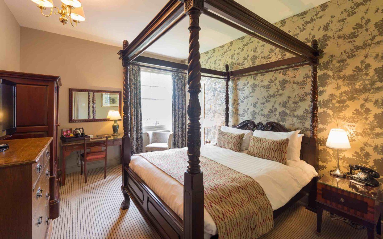 Crown Manor Bedroom
