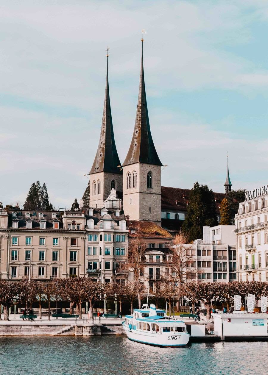 Lucerne Itinerary