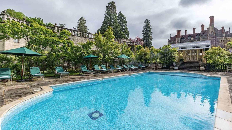 Rhinehouse Hotel Pool