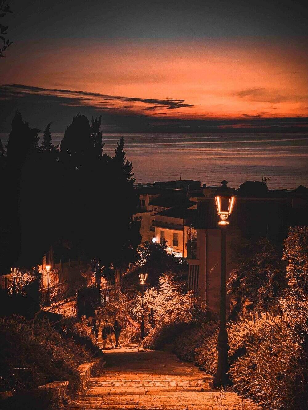 Sperlonga Evening