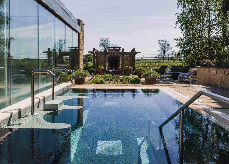 Barnsley House Pool