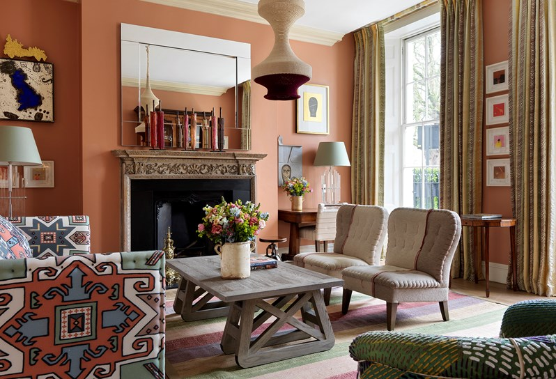Dorset Square Hotel Drawing Room
