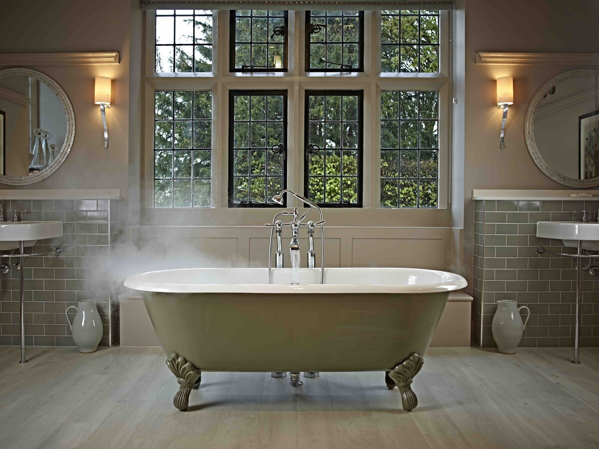 Foxhill Manor Bathroom