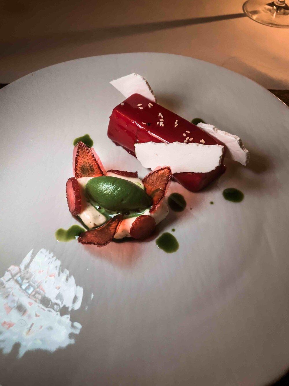 Paschoe Dessert