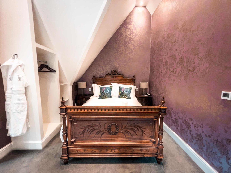 Paschoe House Bat Room