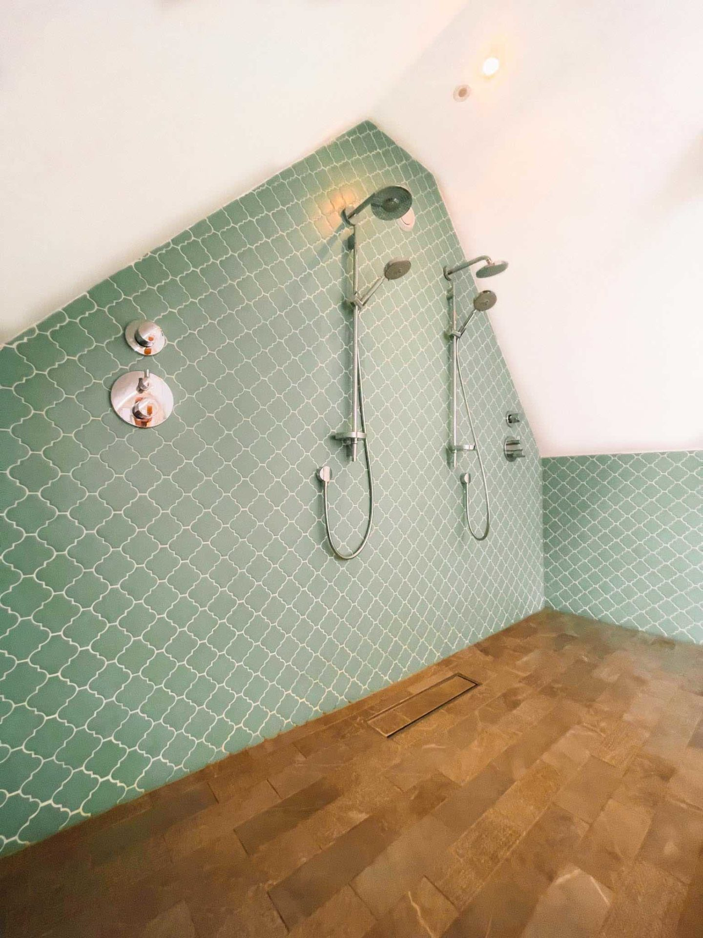 Paschoe House Shower