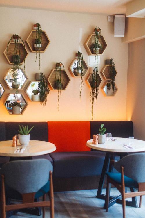 Qbic Hotel Restaurant