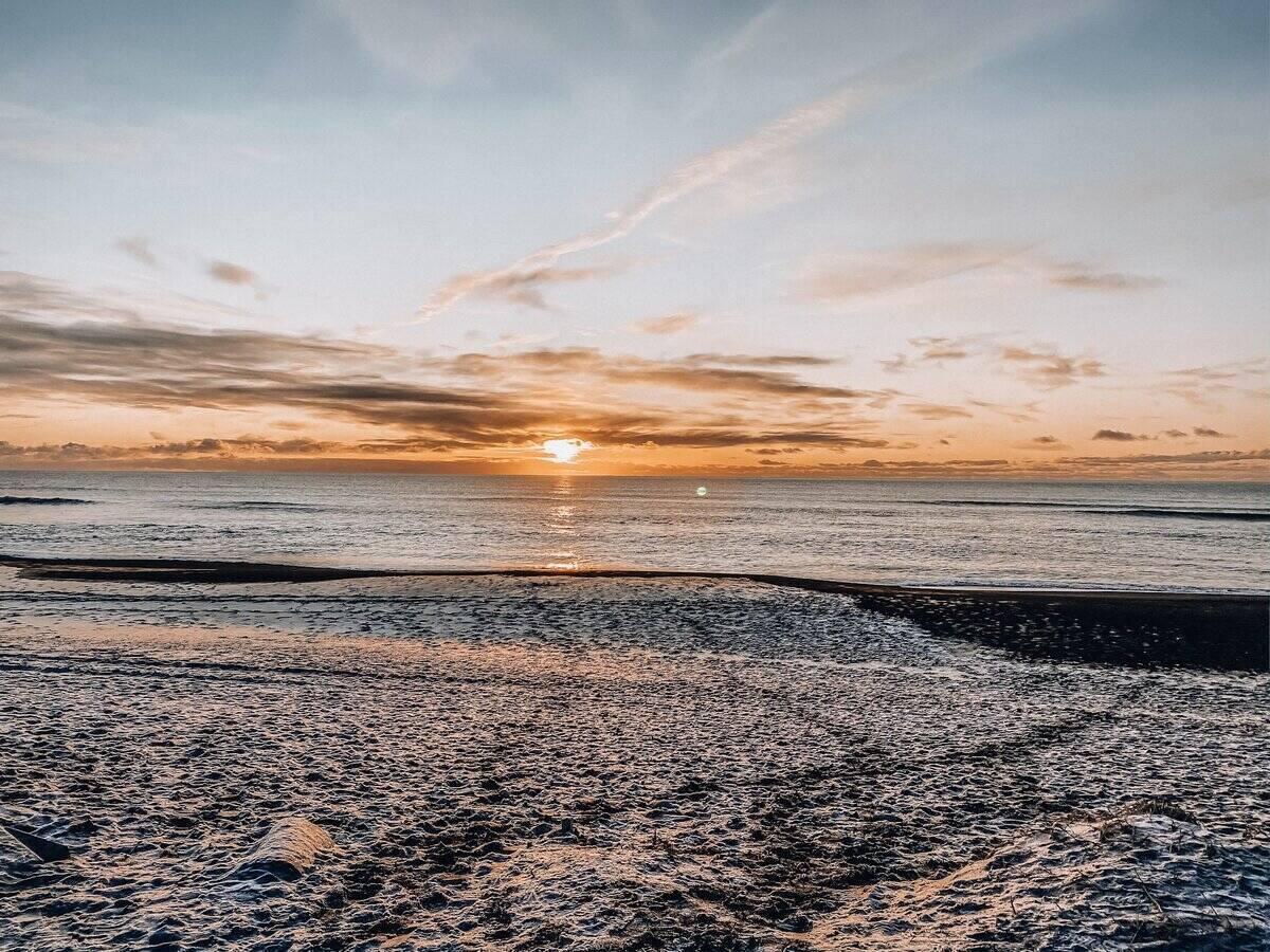Reynisfjara Sunset