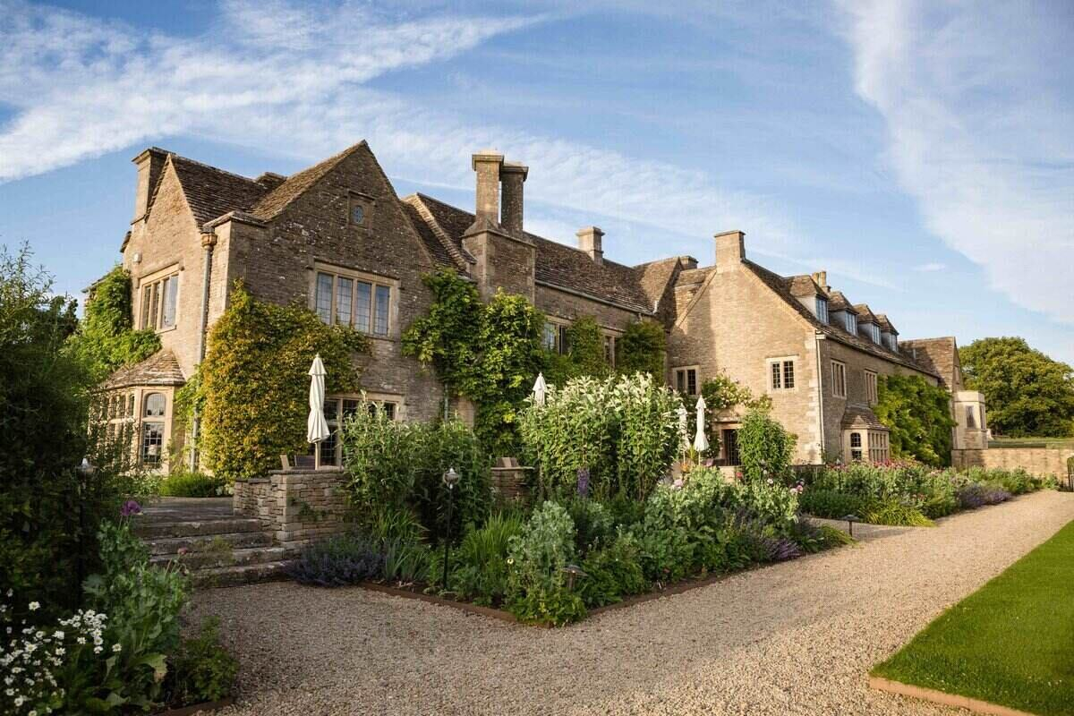 Whatley Manor Cotswolds